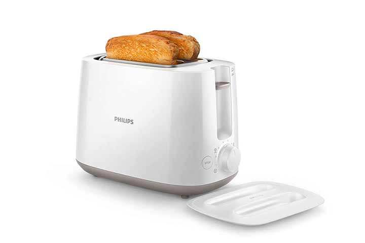 Philips Daily Collection Sandwich Toaster HD258200