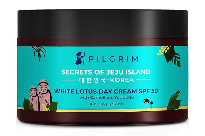 Pilgrim Face Cream