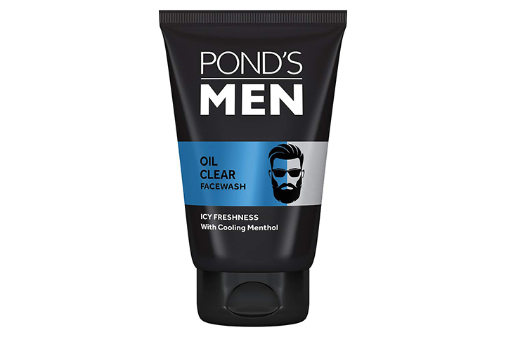 Pond's Men Oil Clear Facewash