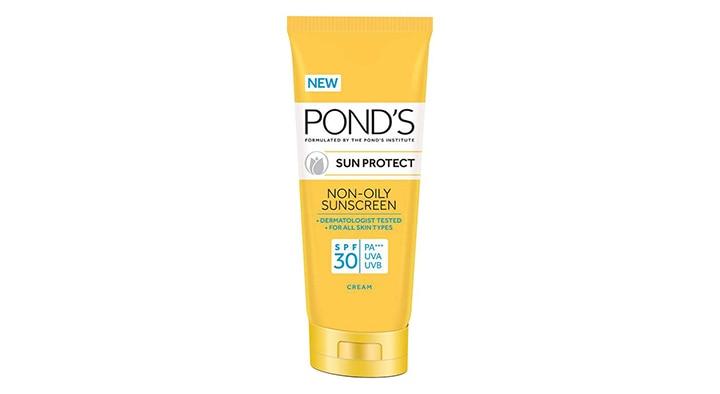Ponds Sun Protect Non-Oily Sunscreen