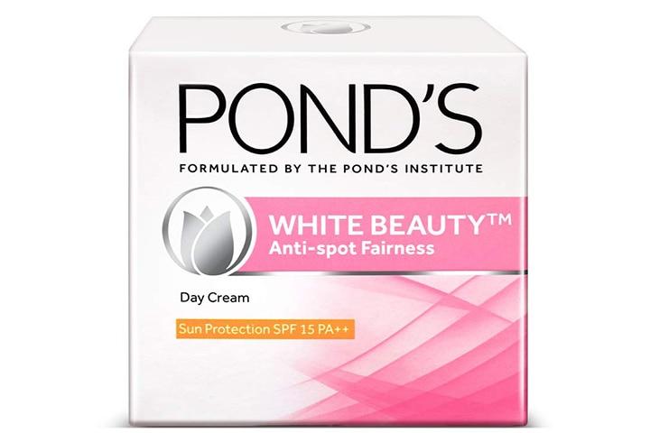Pond's White Beauty Anti Spot Fairness SPF Cream