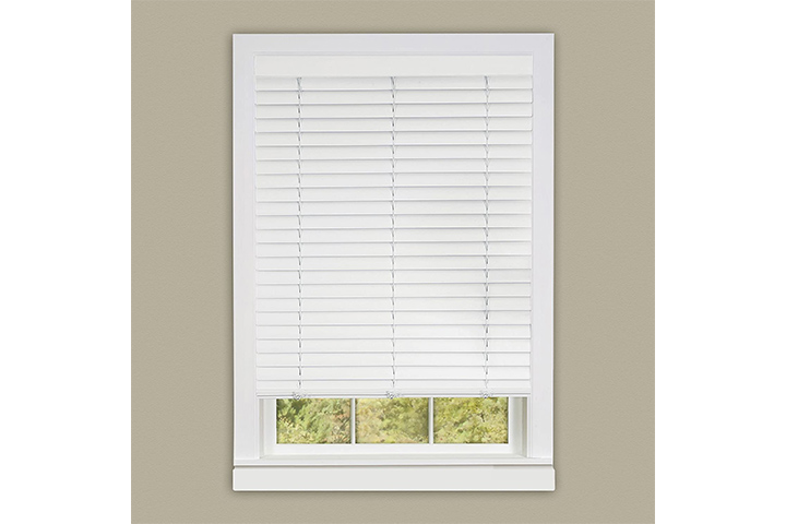 PowerSellerUSA Cordless GII Luna 2 Inch Vinyl Plantation Blind
