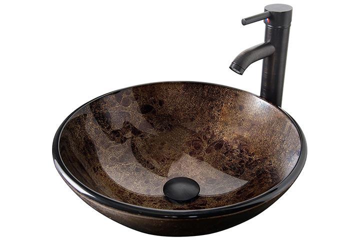 Puluomi's Bathroom Vessel Sink