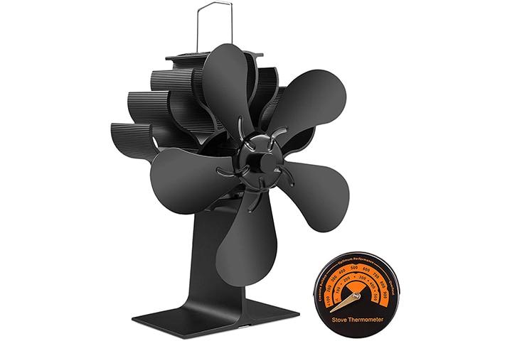 Pybbo Wood Burning Stove Fan