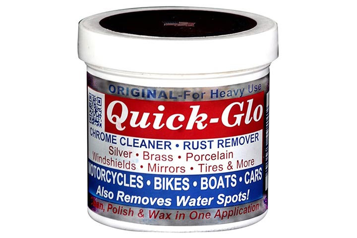 Quickway Quick-Glo Rust Remover