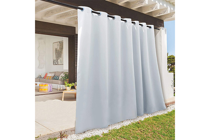 RYB Home Outdoor Panel Curtain