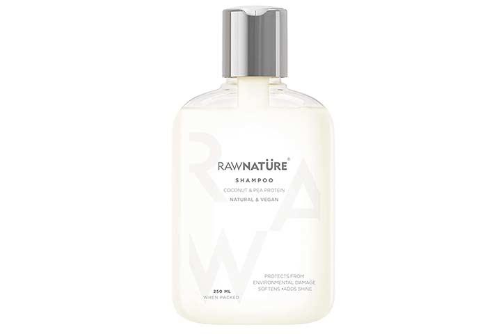 Rawnature Coconut & Pea Protein Shampoo