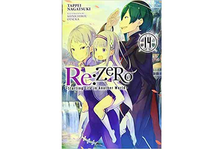 Re Zero- Starting Life In Another World, Vol. 14