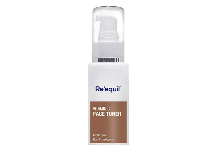 Re' equil Vitamin C Face Toner