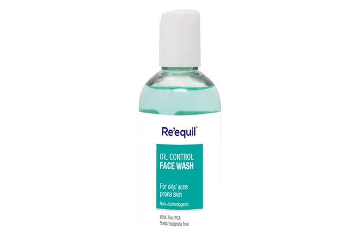 Reequil Oil Control Face Wash