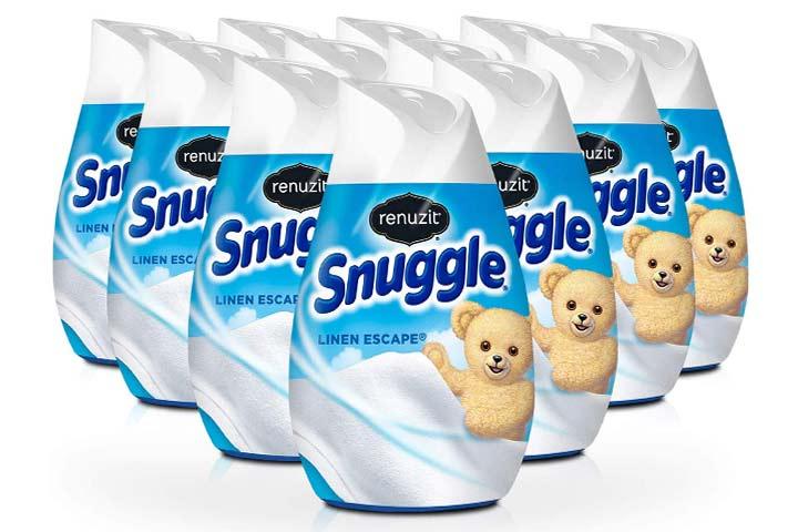 Renuzit Snuggle Solid Gel Air Freshener
