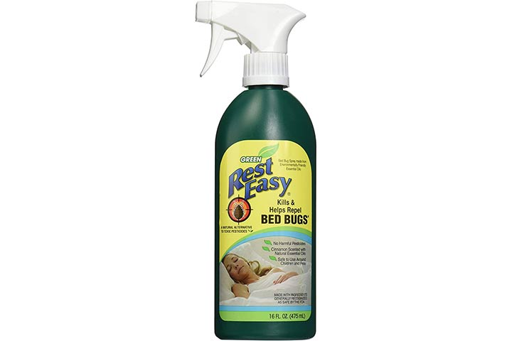 Rest Easy Bed Bug Spray