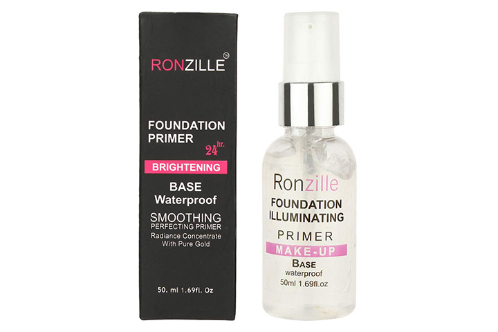 Ronzille Foundation illuminating primer