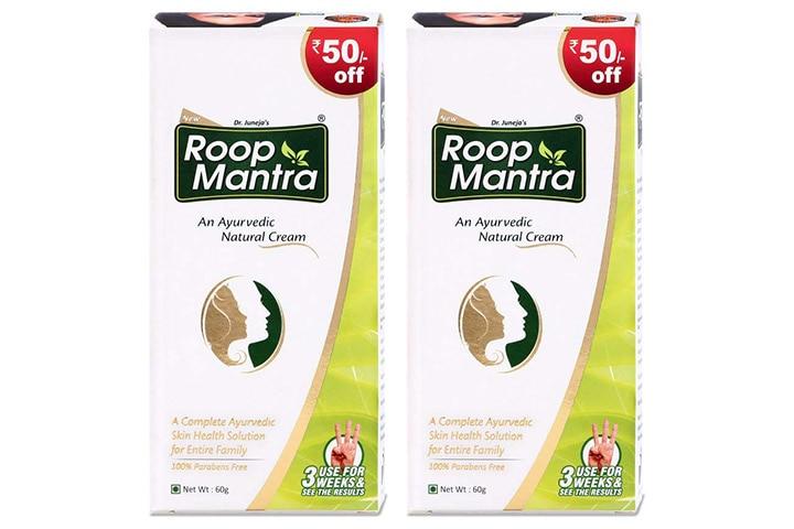 Roop Mantra Ayurvedic Cream for Men & Women