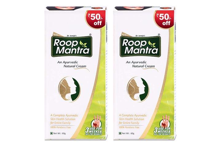 Roop Mantra Ayurvedic Natural Cream