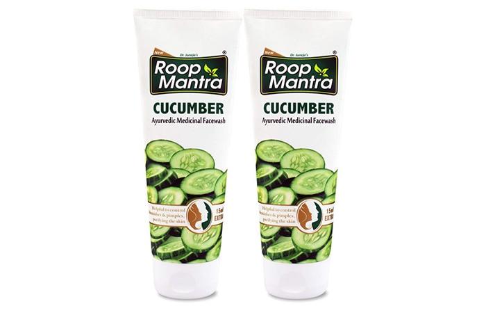Roop Mantra Cucumber Ayurvedic Medicinal Face Wash