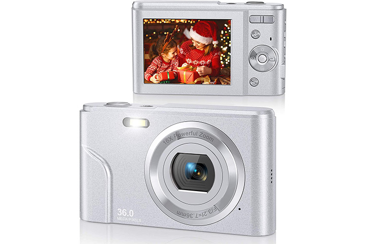 Rosdeca HD 36MP Digital Camera For Photography