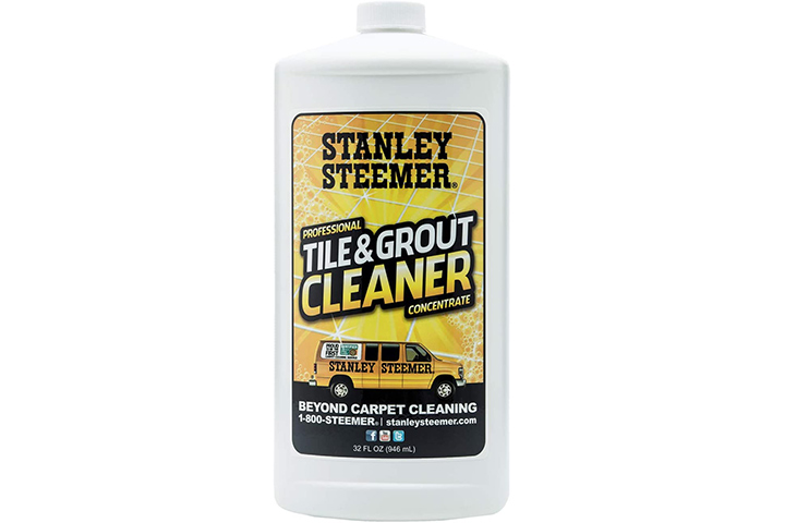 STANLEY STEEMER Professional Tile and Grout Cleaner