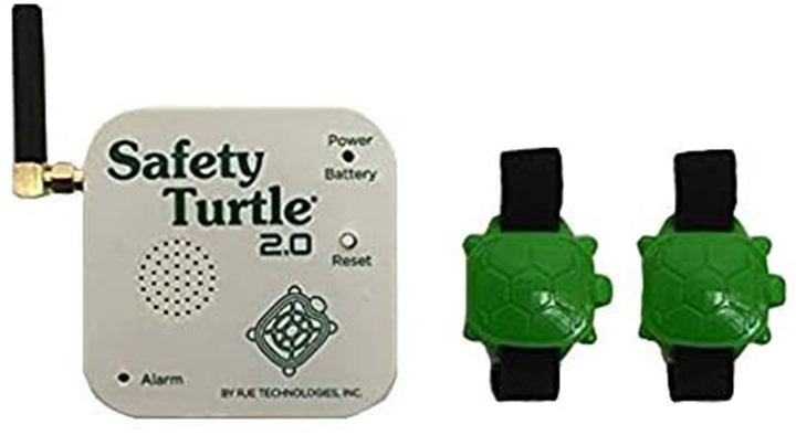 Safety Turtle 2.0 Pet Immersion Pool Alarm Kit