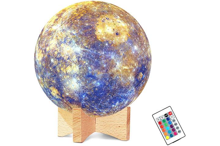 Segoal Moon Lamp