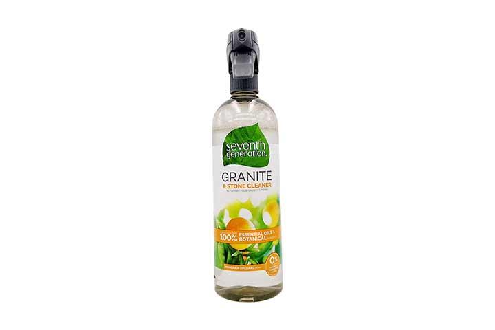 Seventh Generation Granite Cleaner