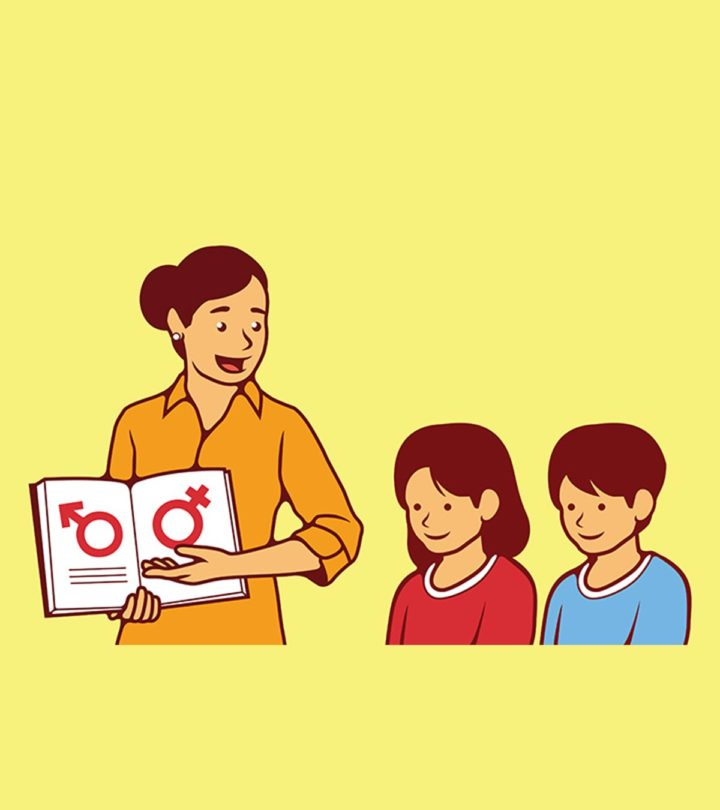 Sex Education For Children In Hindi