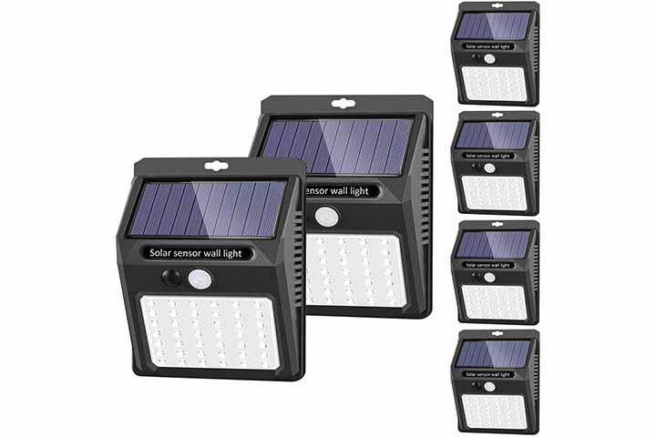 Sezac 42 LED Outdoor Solar Light