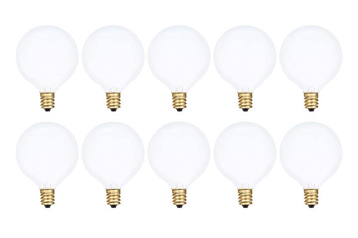 Simba Lighting Small Globe Round Bulb