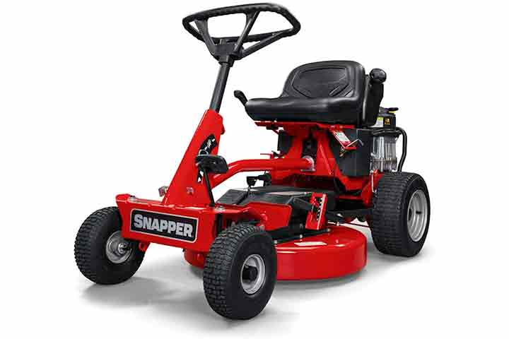 Snapper 2911525BVE Rear Engine Riding Lawn Mower