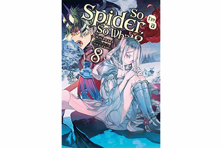 So I'm a Spider, So What Vol. 8
