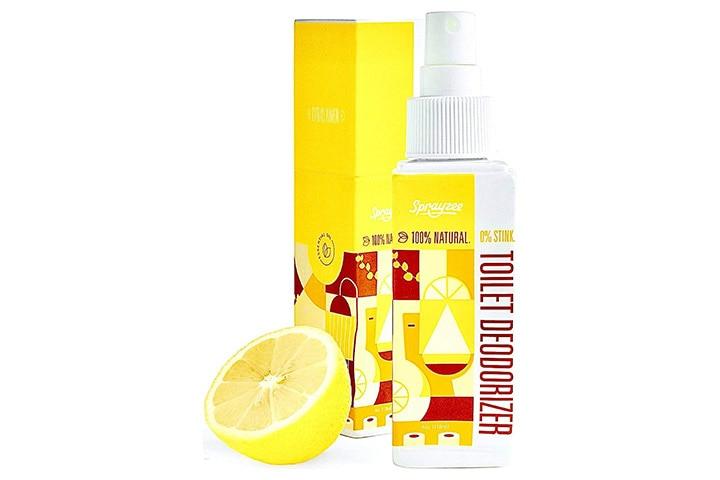 Sprayzee Store Natural Bathroom Air Freshener