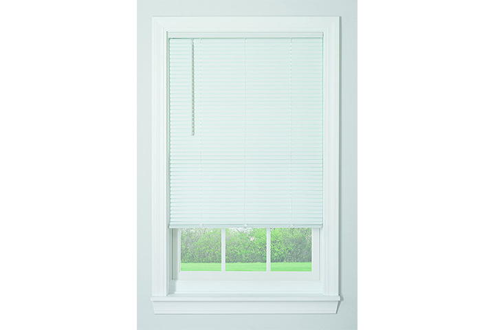 Springs Window Fashions Bali 1- Inch Cordless Vinyl Blinds