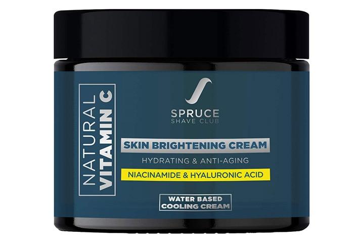 Spruce Shave Club Skin Brightening Cream For Men