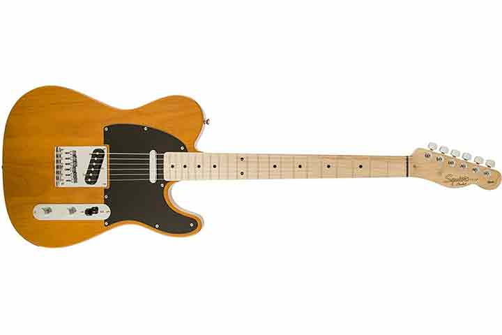 Squier By Fender 6 String Solid-Body Electric Guitar 310203550