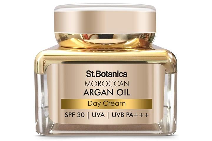 St. Botanica Moroccan Argan Oil Day Cream