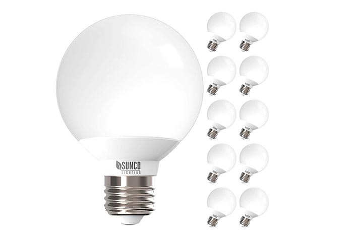 Sunco Lighting LED Light Bulbs