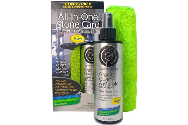 Supreme Surface All-In-One Stone Care