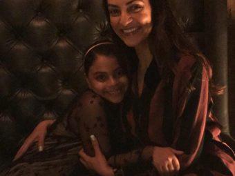 Sushmita Sen Records Her Daughter Alisah Sen Singing; Says She Has The Voice Of An Angel