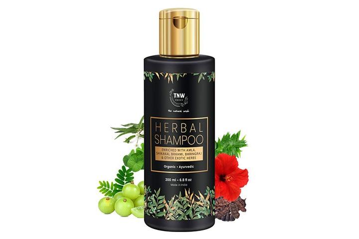 TNW Herbal Shampoo