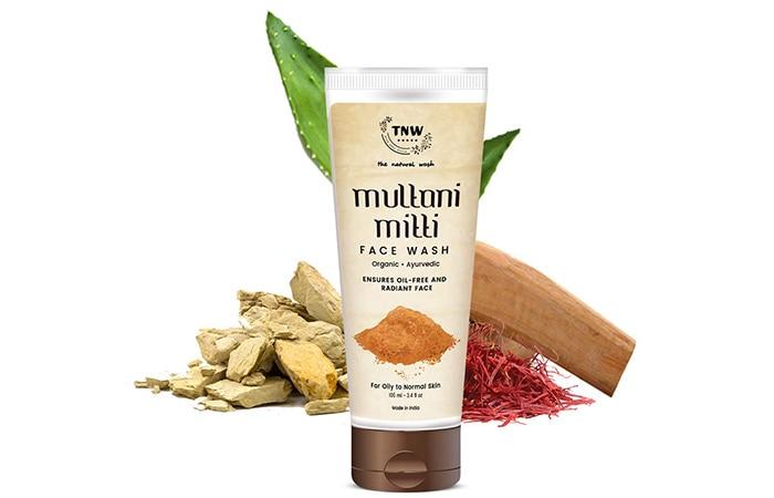 TNW The Natural Wash Multani Mitti Face Wash