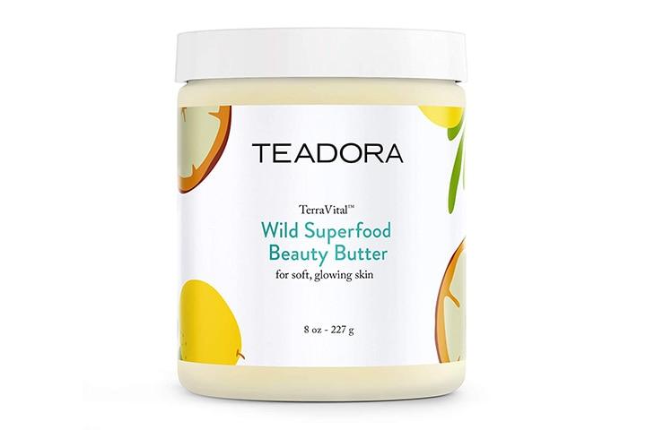 Teadora Wild Superfood Beauty Butter