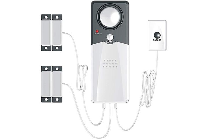 Techko S189 Ultra Slim Pool Alarm