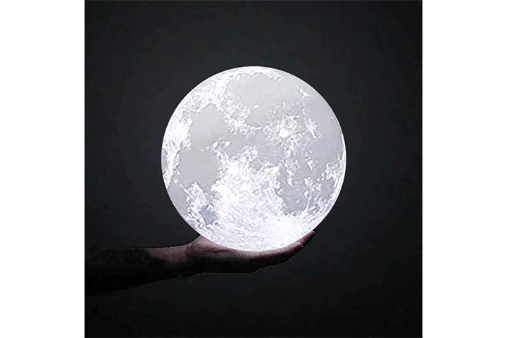 Tele-T Large Moon Night Light