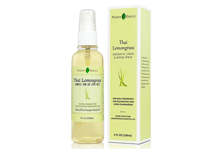 Thai Lemongrass Linen and Room Spray