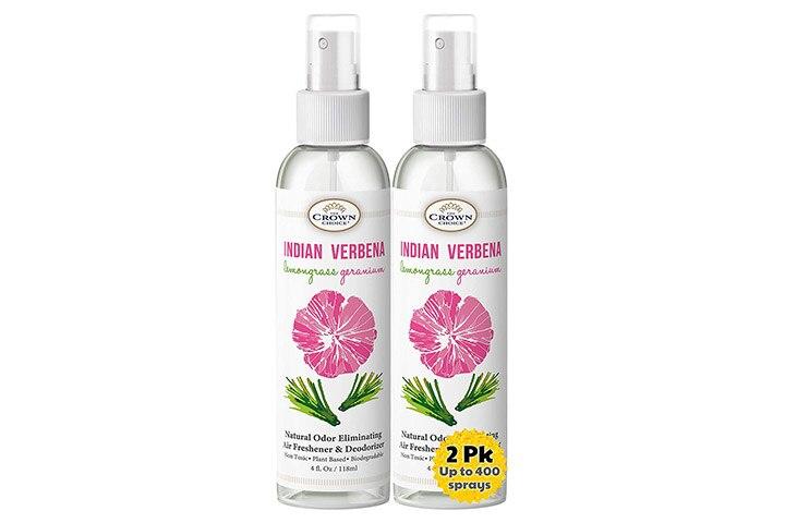 The Crown Choice Natural Bathroom Spray