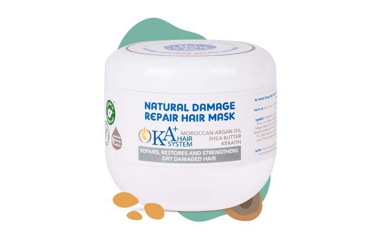 The Moms Co Natural Damage Repair Hair Mask