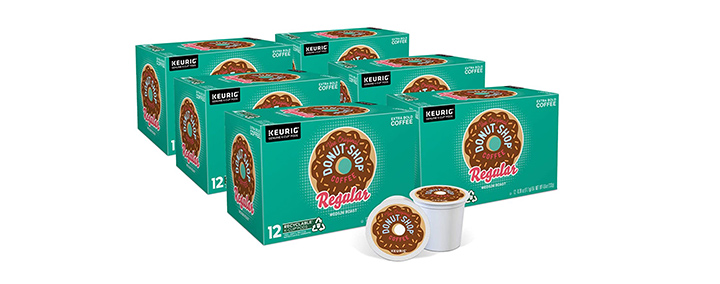 The Original Donut Shop Keurig Single-Serve K-Cup Pods