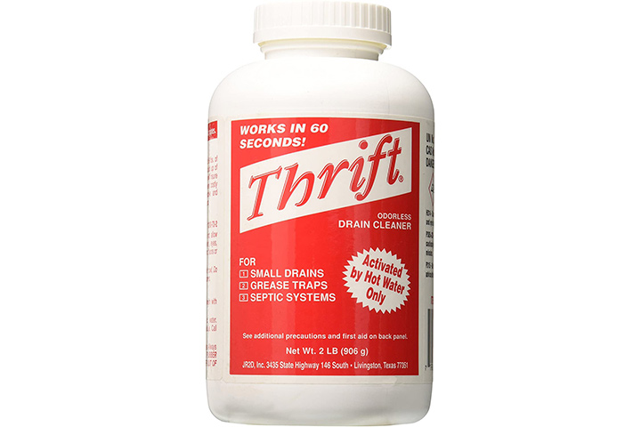 Thrift Gidds-TY-0400879 Drain Cleaner