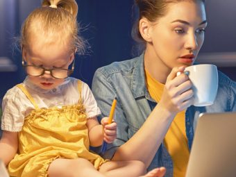 To The Working Moms Who Feel Like They're Failing Every. Single. Day