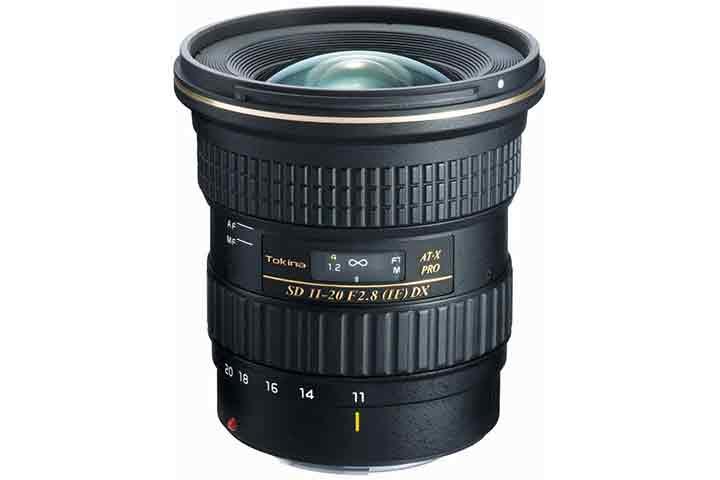 Tokina Lens For Canon EF